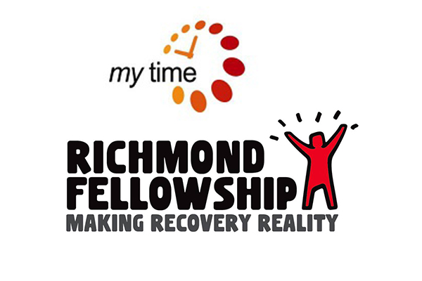 Richmond Fellowship - My Time logo