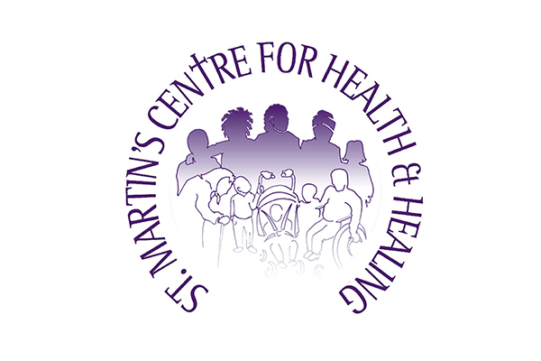 St Martins Centre for Health and Healing logo