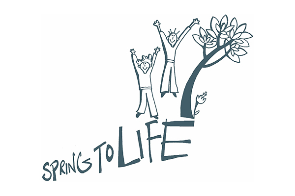 Spring to Life logo