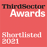 Third Sector Awards Shortlisted 2021