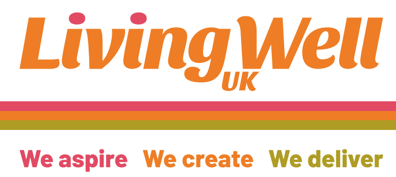 Living Well UK logo