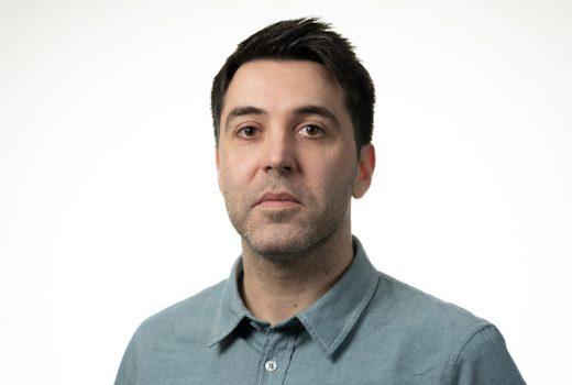 Portrait photo of Ben Howells