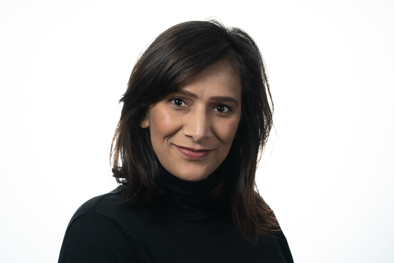 Portrait photo of Harvinder Sohal
