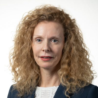 Portrait photo of Louise McKeirnan