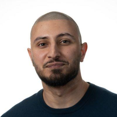 Portrait photo of Shahid Zaman