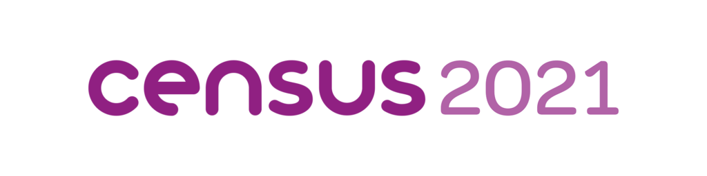 Census 2021 Web Logo Purple Landscape RGB copy